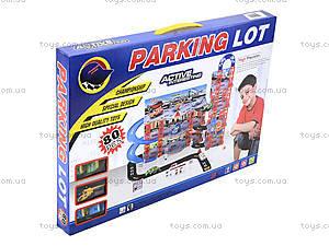 Паркинг с машинками для игры, 0908-30, игрушки