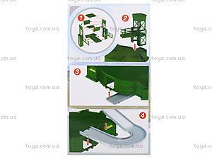 Детская игра парковка «Военная база», TH8512, купить