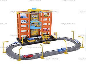 Игрушечный паркинг для машин, в коробке, Р7788А-1, цена