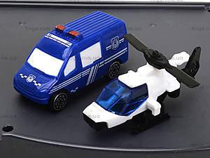 Паркинг для детей «Полиция», P2088, фото