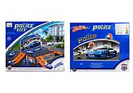 Паркинг для детей «Полиция», P2088, купить