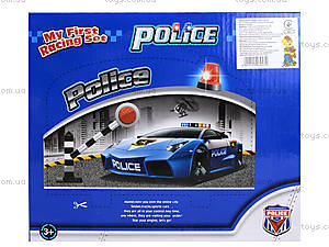 Паркинг для детей «Полиция», P2088, игрушки