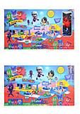 Детский паркинг с героями «Кетбой», 553-233, отзывы