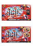 Детский паркинг «Леди Баг и супер кот», 553-134, купить