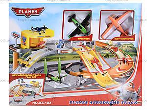 Паркинг-трек с самолетами Planes, XZ-103, отзывы