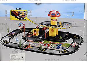 Игрушка паркинг с самолетами «Взлетная полоса», XZ-104, фото