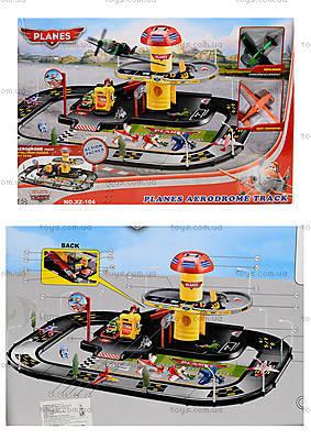 Игрушка паркинг с самолетами «Взлетная полоса», XZ-104