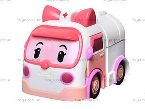 Игрушечная парковка Robocar Poli «Пожарная станция Роя», XZ-155, детские игрушки