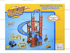 Игрушечный паркинг «Вспыш», YF7788-2, игрушки