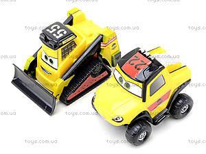 Паркинг игровой «Тачки», XZ-164, детские игрушки