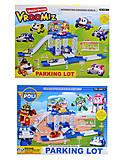 Паркинг Робокар Поли для машинок, ZY590610