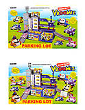Паркинг «Robocar POLI» и «Vroomiz» с героями, ZY607577, отзывы