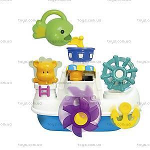 Игрушка для ванной «Пароходик», S86101