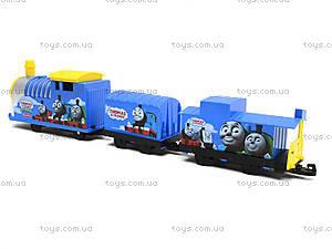 Музыкальный паровоз с вагоном «Томас», 8014, купить