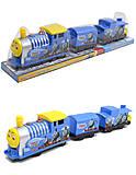 Музыкальный паровоз с вагоном «Томас», 8014, фото