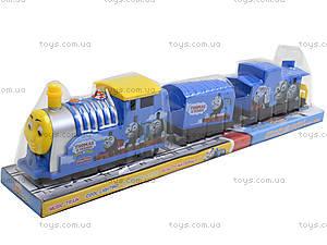 Музыкальный паровоз с вагоном «Томас», 8014, отзывы