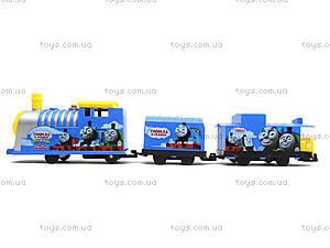 Музыкальный паровоз с вагоном «Томас», 8014, цена