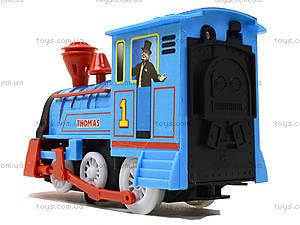 Музыкальный паровоз «Томас» с подсветкой, 99697, купить