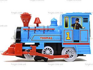 Музыкальный паровоз «Томас» с подсветкой, 99697, цена