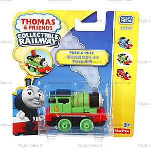 Паровоз «Пускатель пара» серии «Томас и друзья», CHC68, отзывы