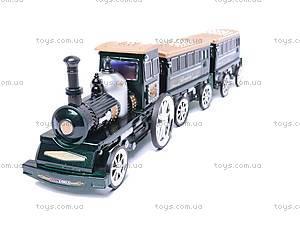 Паровоз с вагонами Super Train, 1003, купить