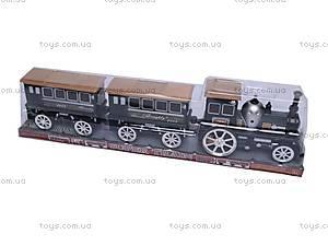 Паровоз с вагонами Super Train, 1003, фото
