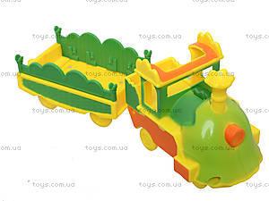 Инерционная игрушка «Паровоз», 2 вида, XZ550, купить