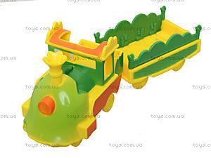 Инерционная игрушка «Паровоз», 2 вида, XZ550, цена