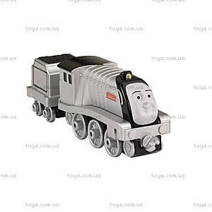 Игрушечный паровоз с прицепом «Паровозик Томас», BHX25, купить