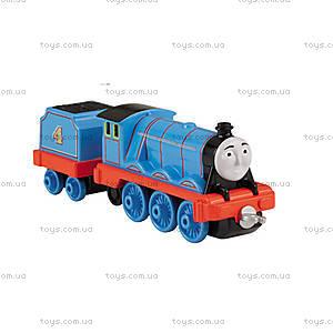 Игрушечный паровоз с прицепом «Паровозик Томас», BHX25