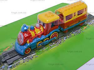 Паровозик Little Train, 8588A