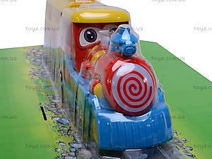 Паровозик Little Train, 8588A, фото