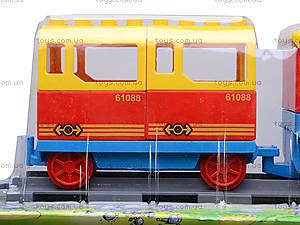 Паровозик Little Train, 8588A, отзывы