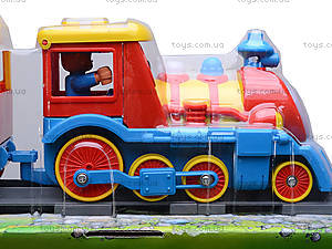Паровозик Little Train, 8588A, toys.com.ua