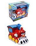 Музыкальный паровозик с Angry Birds, LD-879A, отзывы