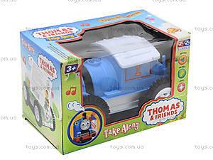 Паровозик-перевертыш «Томас», V-305A, игрушки