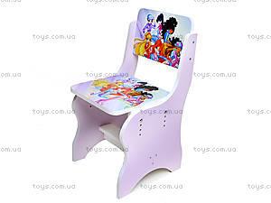 Детская парта с стулом «Винкс», П022, отзывы