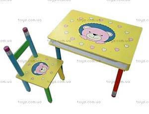 Парта со стулом, Z-013-1