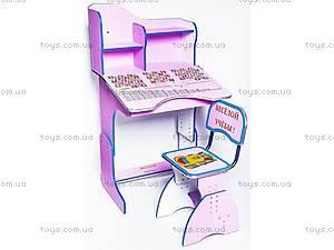 Парта со стулом для девочек, E2071P