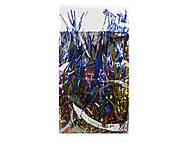 Парик карнавальный разноцветный, С22690, іграшки