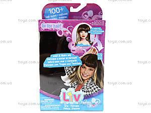 Карнавальный парик для девочек «В стиле LIV», 24997-6016038-LD, фото