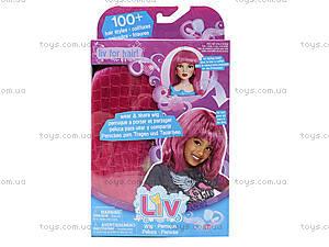 Карнавальный парик для девочек «В стиле LIV», 24997-6016038-LD, отзывы