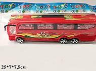 Пассажирский автобус с инерционным механизмом, 1-1, купить