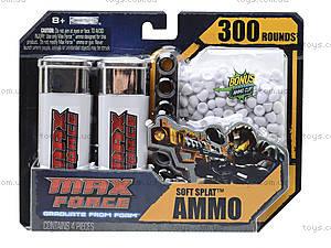 Запасные снаряды для оружия Max Force, 300 штук, 29391-MF, фото