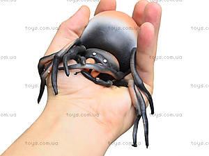 Набор пауков-тянучек, 6 штук, A123DB, фото