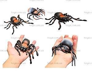 Набор пауков-тянучек, 6 штук, A123DB