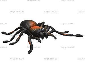 Набор пауков-тянучек, 6 штук, A123DB, игрушки
