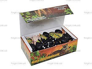 Детский набор игрушечных пауков, 7426, toys.com.ua