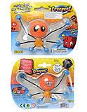Паучок-липучка Creepeez, 0302-CR, игрушка
