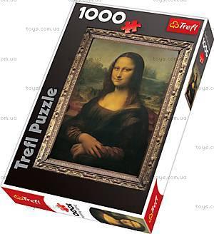 Пазл на 1000 деталей «Мона Лиза», 10002